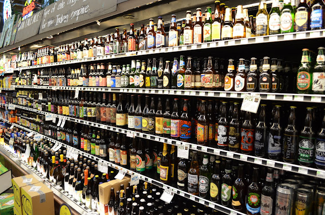 Whole Foods e as cervejas.