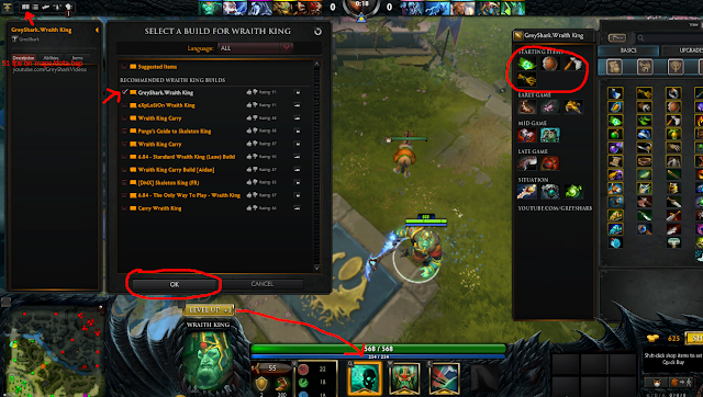 selecting the right item in dota 2 everyday news
