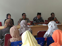 Publik Hearing Anggota DPRD Rahayu Widi Cahyani, SH,MM