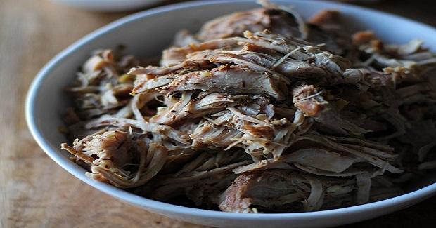 Cider-Chai Crock Pot Pulled Pork Recipe