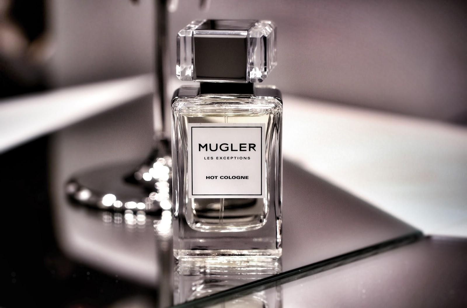 thierry mugler les exceptions hot cologne parfum avis test