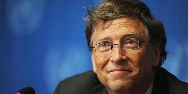 Rumah mewah Bill Gates