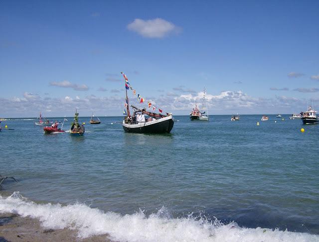 Barche festa dell'Assunta