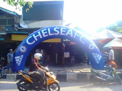 Balon Gate Chelsea
