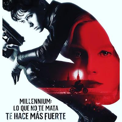 Millennium: lo que no te mata te hace más fuerte.