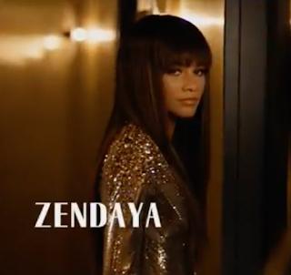 Zendaya And Bruno Mars Versace On The Floor