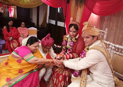 Navina marriage1