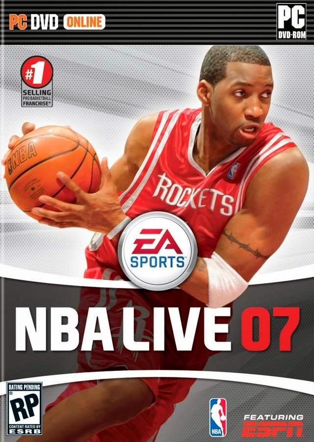 nba live 07 pc game free download