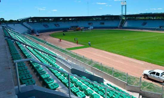 Estadio de Yacuiba recibe el visto bueno de la Conmebol
