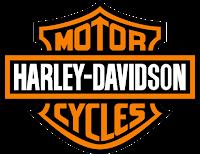 Harley Davidson Motor Cycles Vector Logo Free Download