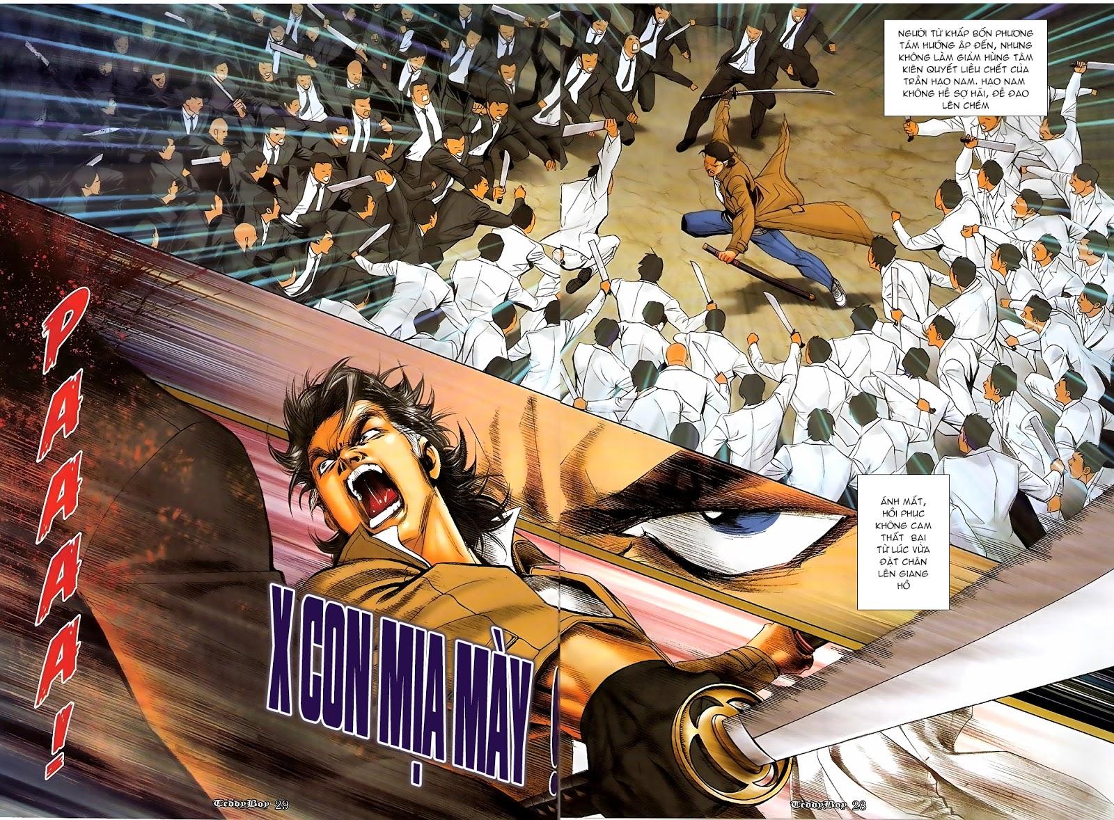 Người Trong Giang Hồ - Chapter 1218: 1 vs 1000 - Pic 26
