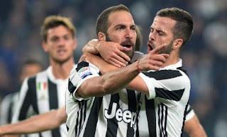 Juventus Hantam SPAL 4-1 Serie A Italia