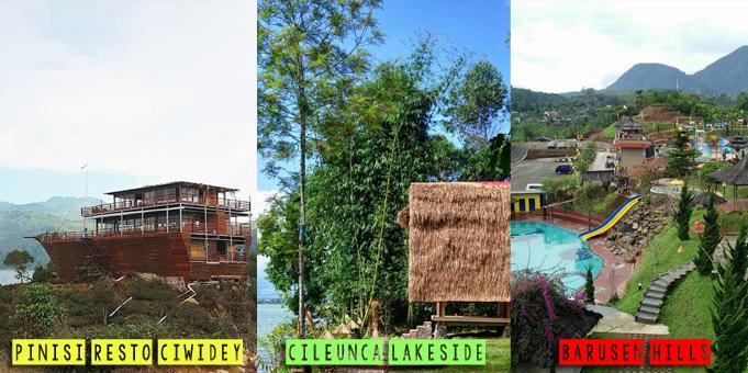 3 Tempat Wisata Yang Sedang Ngehits Di Bandung Selatan