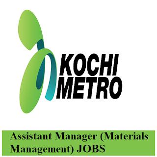 Kochi Metro Rail Limited, KMRL, Kerala, Metro Rail, Assistant Manager, Graduation, freejobalert, Sarkari Naukri, Latest Jobs, kmrl logo