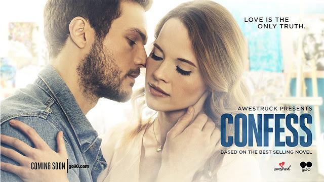 La mia opinione su Confess, la mini serie TV tratta dal libro Le confessioni del cuore di Colleen Hoover