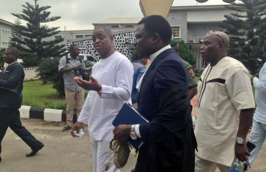 REPORT: Court To Rule On Fani Kayode's Bail Application On July 4th