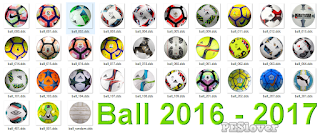 New Ball PES 2017 Season 16/17