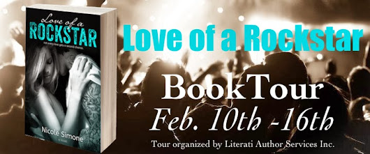 Love of a Rockstar by Nicole Simone *Author Guest Post & Giveaway*
