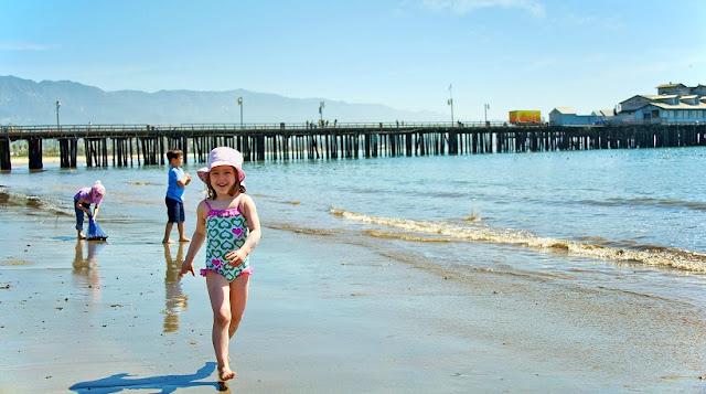 Sobre East Beach em Santa Bárbara