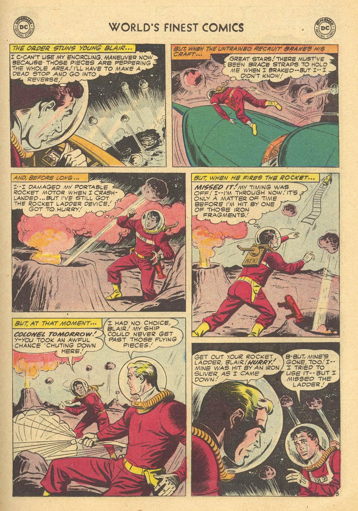 Read online World's Finest Comics comic -  Issue #105 - 23