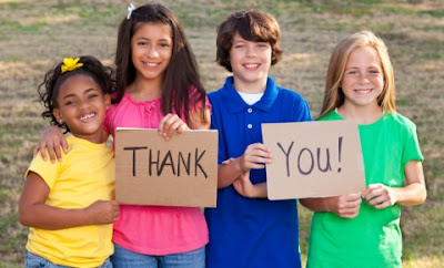 Tips for Teaching Gratitude in Young Children