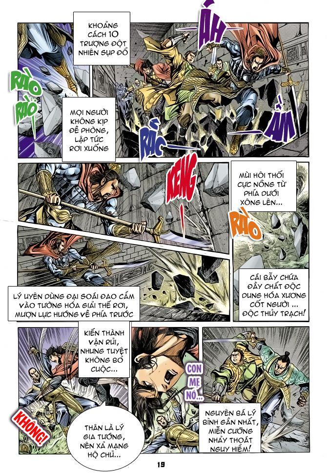 Đại Đường Uy Long chapter 50 trang 19