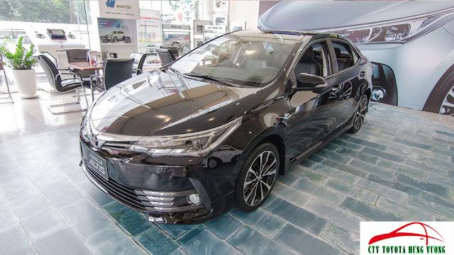 Giá xe, thông số kỹ thuật và đánh giá chi tiết Toyota Corolla Altis 2018 - ảnh 3