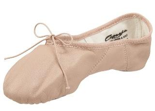 capezio juliet ballet shoes