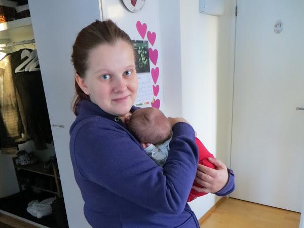 Hajusteeton heinäkuu vauvaperheessä