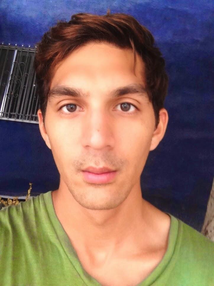The Perfect Human Face: 1.618 Symmetrical Male Face (John