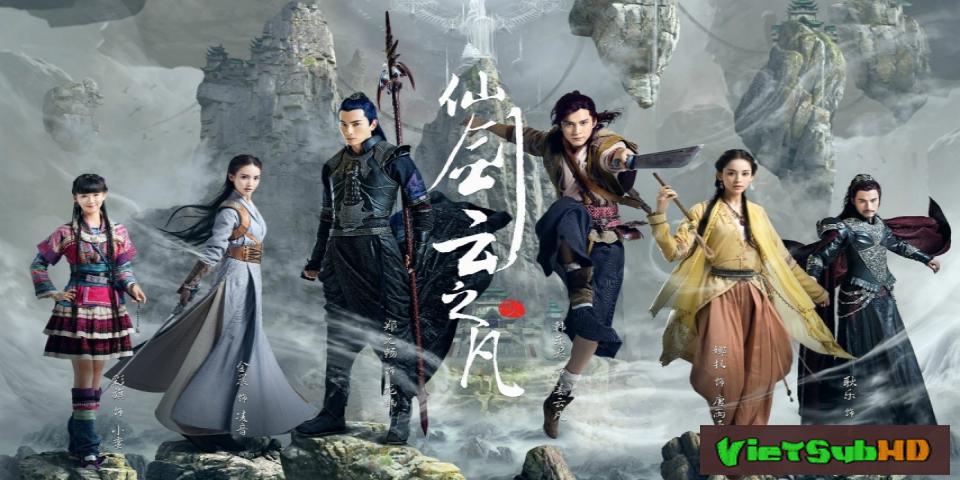 Phim Tiên Kiếm Kỳ Hiệp 5 - Vân Chi Phàm Hoàn Tất (45/45) VietSub HD | Chinese Paladin 5 2016