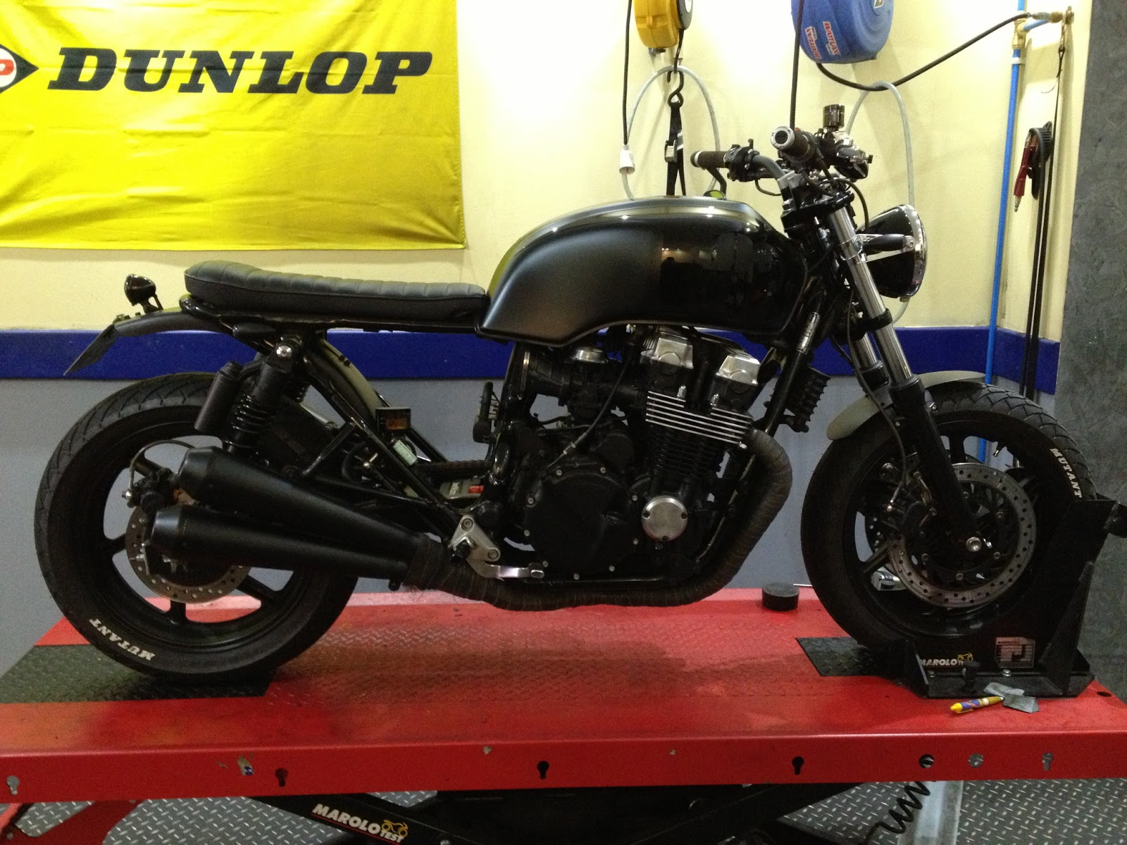 jerikan motorcycles 5 honda cb 750 seven fifty. Black Bedroom Furniture Sets. Home Design Ideas