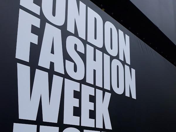 London Fashion Week Festival (February 2018)