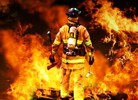 5 Cara (Metode) Memadamkan Api / Kebakaran