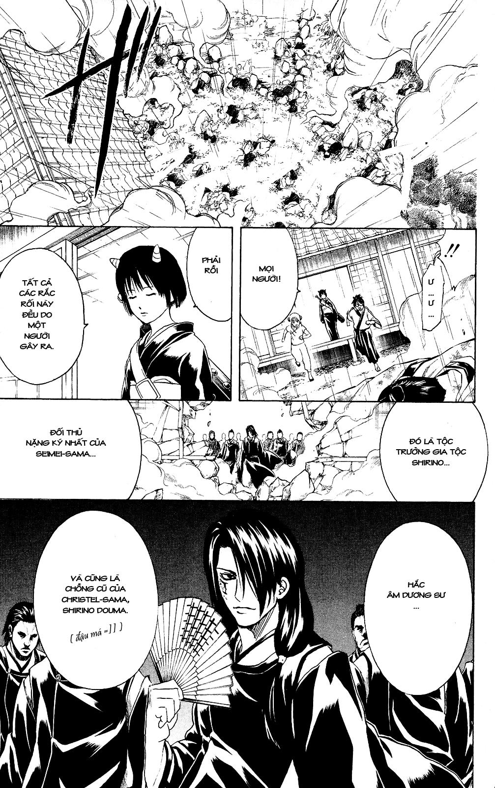 Gintama Chap 283 page 20 - Truyentranhaz.net
