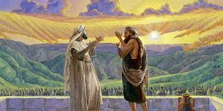 Olhando Através dos Olhos da Fé Como Eliseu