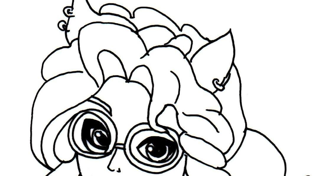 clawdia wolf coloring pages - photo#6