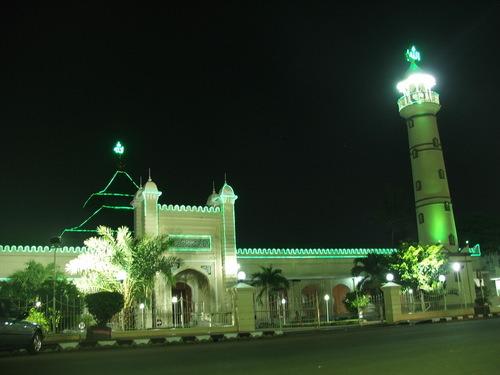 masjid kauman pekalongan