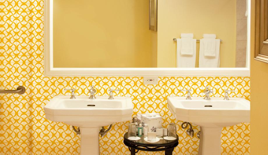 DALVA DAY  2016  QUAL A COR QUE DEVO PINTAR O BANHEIRO? -> Cuba De Banheiro Amarelo