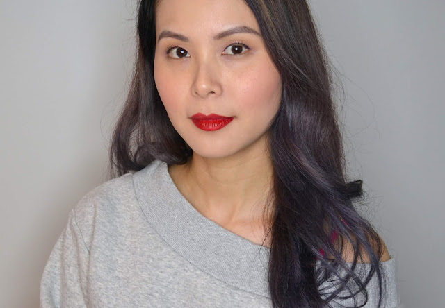 LABIOTTE Wine Lip Tint Review with Swatches