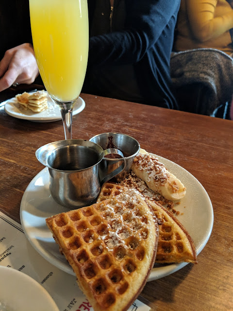 Cafe Ba-Ba-Reeba in Lincoln Park is the perfect place for a fresh take on brunch. Check out my experience on Musings of a Museum Fanatic.