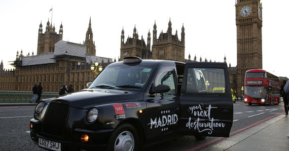 La campa a madrid is waiting for you 39 en londres es por for Oficina turismo londres en madrid