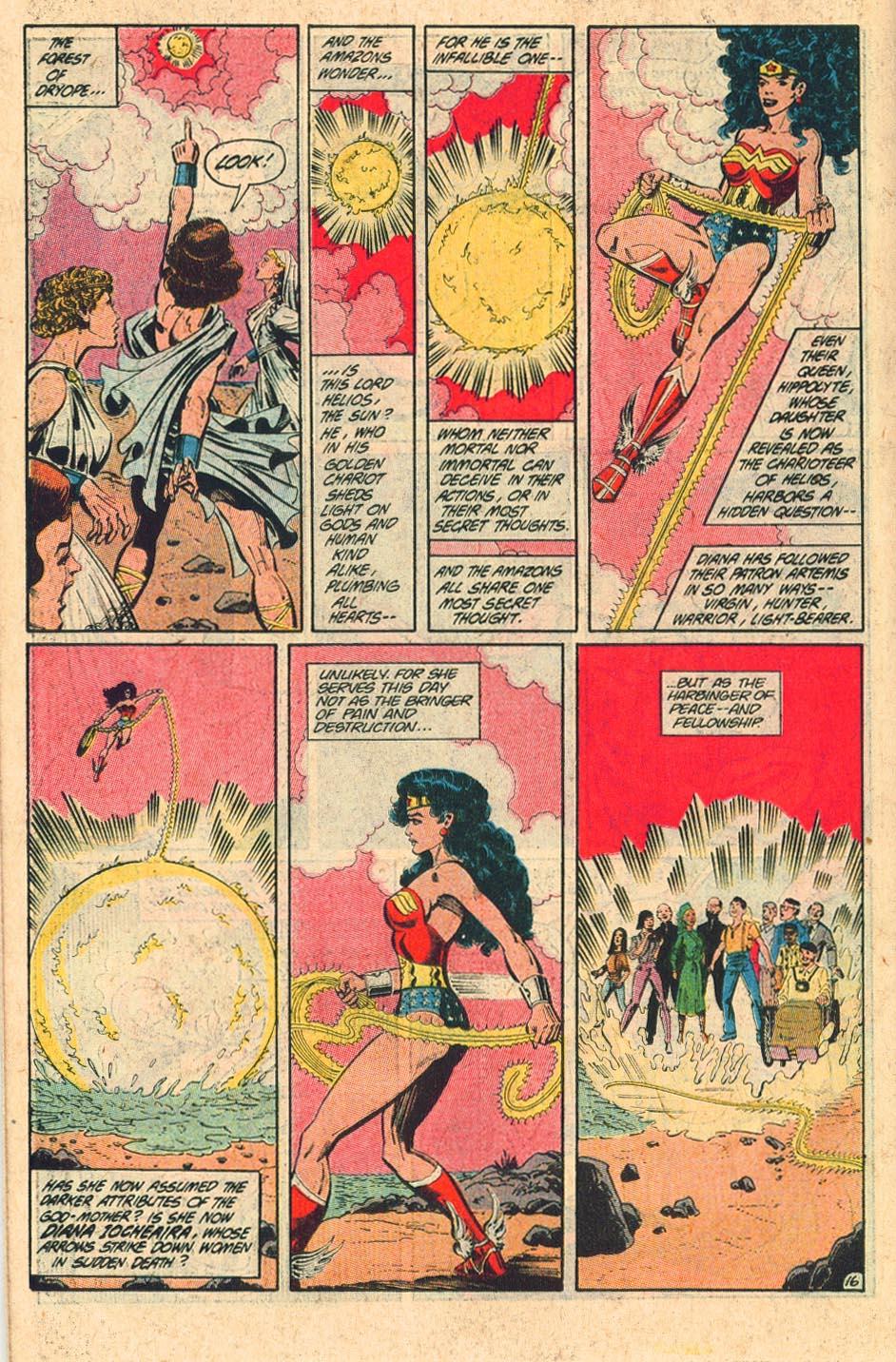 Read online Wonder Woman (1987) comic -  Issue #37 - 18