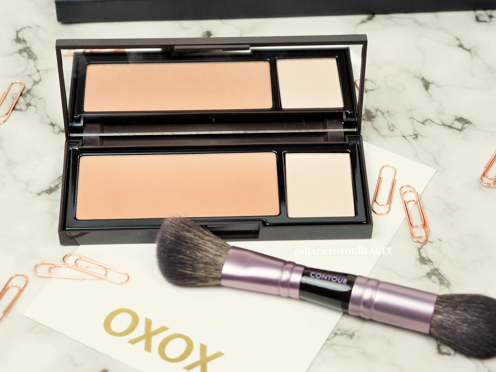 Studio 10 Bronzer & Travel Brush