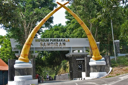 Musem Purbakala ini yaitu salah satu objek wisata yang menarik di daerah kabupaten Srage Museum Purbakala Sangiran Jawa Tengah