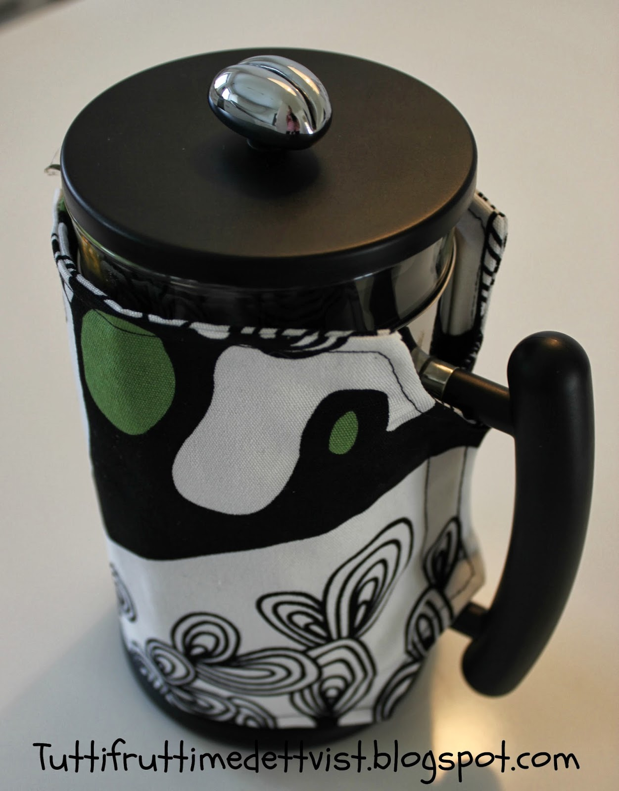 kaffevarmer til stempelkande