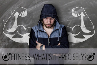 fitness, what's it precisely?