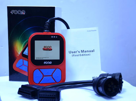 Heavy Truck Code Reader Review: FCAR F502 Wins