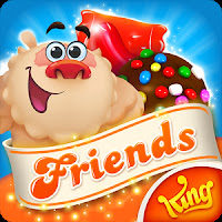 Candy Crush Friends Saga MOD APK Unlimited Money