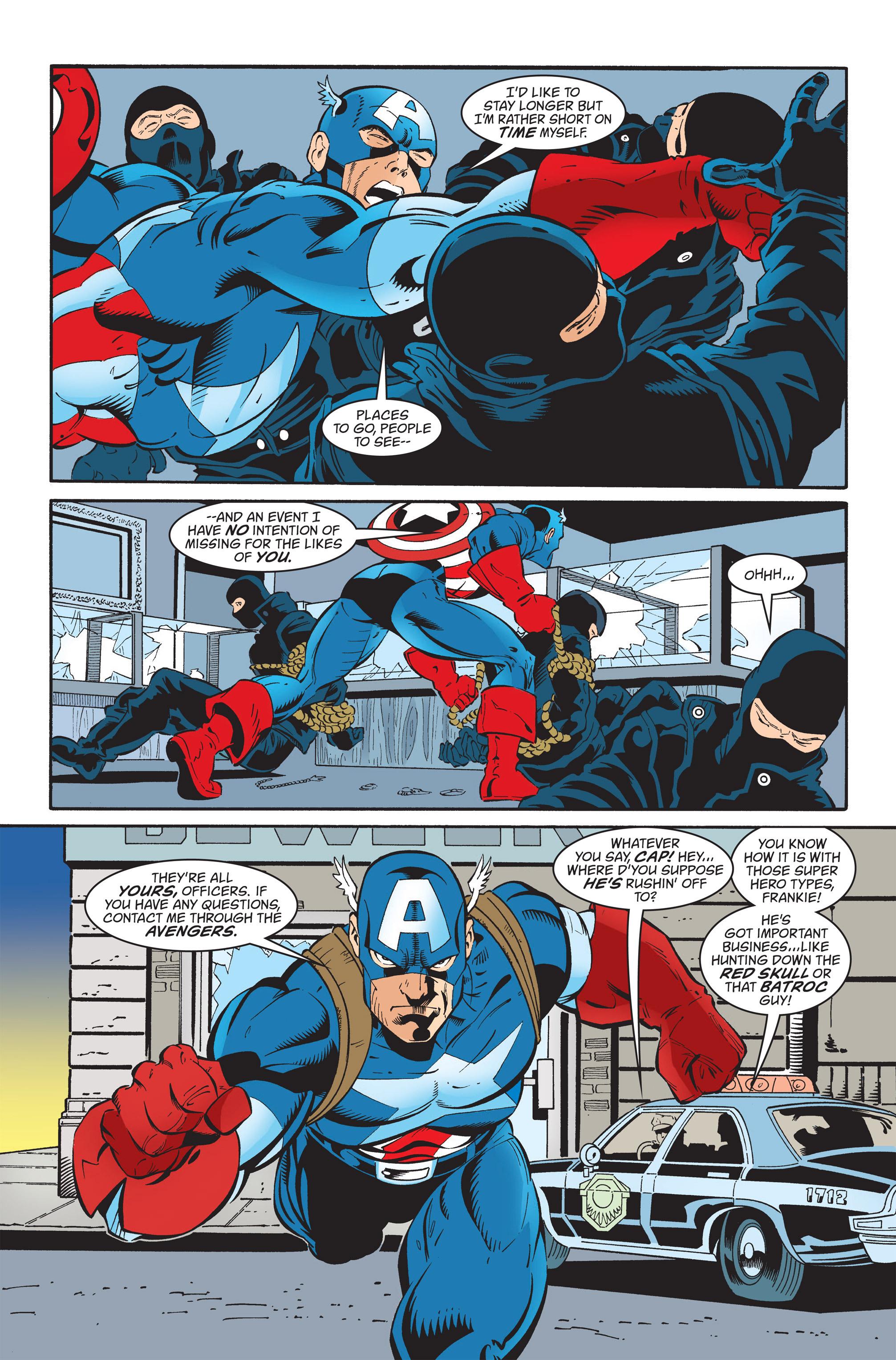 Captain America (1998) Issue #35 #41 - English 6